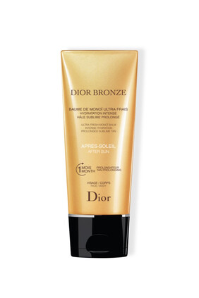 Dior Bronze After-Sun Care - Ultra Fresh Monoï Balm