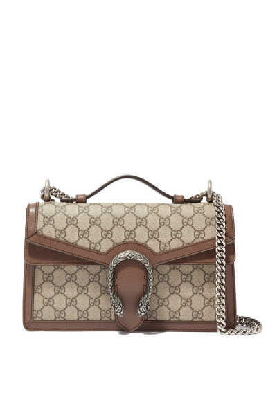 Dionysus GG Small Top Handle Bag