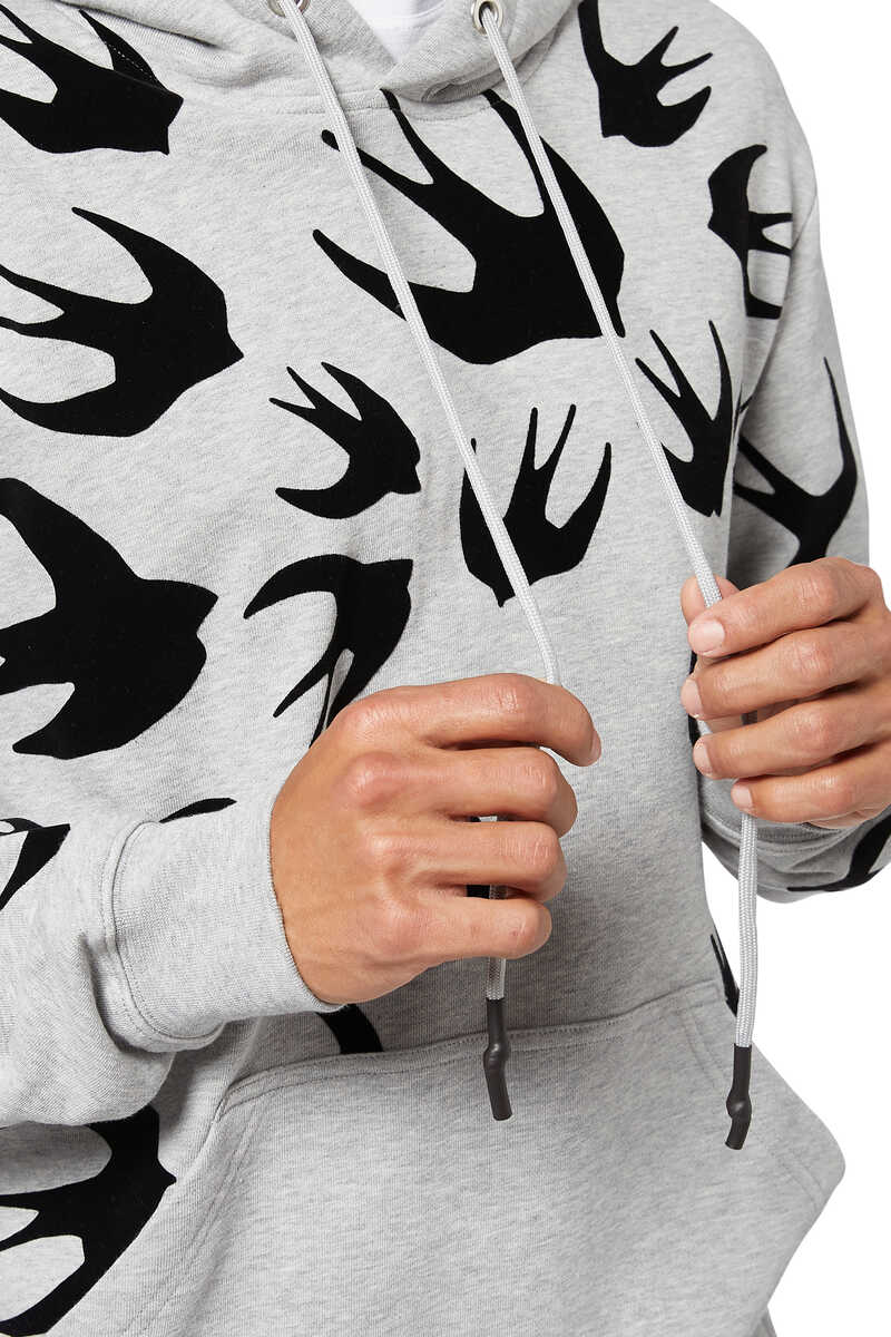 Swallow Hooded Pullover image number 4