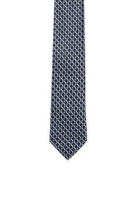 Silk and Wool Tie