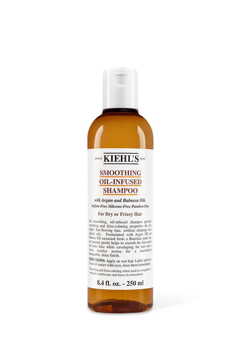 Smoothing Oil-Infused Shampoo image number 1