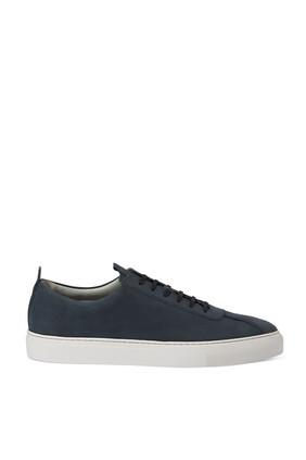 Suede Tennis Sneakers