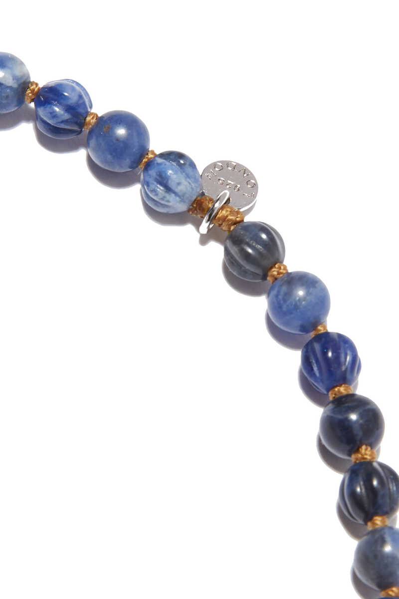 Sodalite Formentera Necklace image number 5