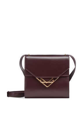 The Clip Leather Bag