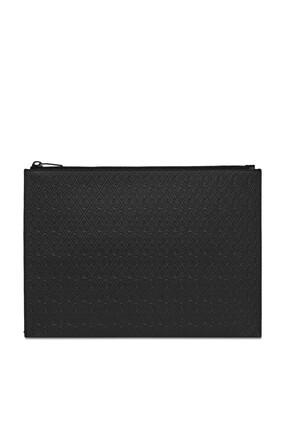 Monogram Leather Tablet Holder