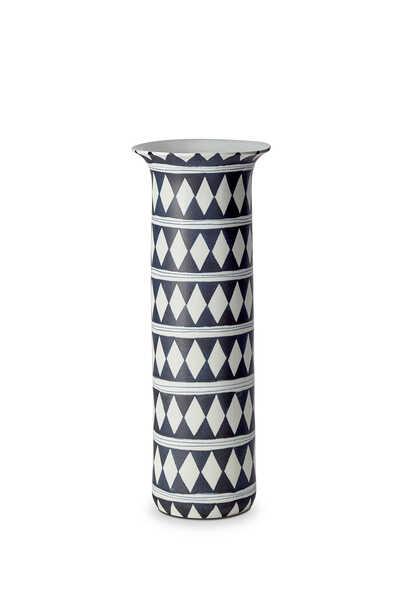 Large Diamond Vase