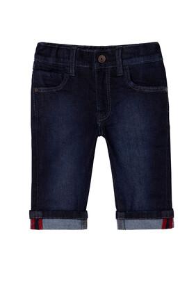 Dark Faded Jeans
