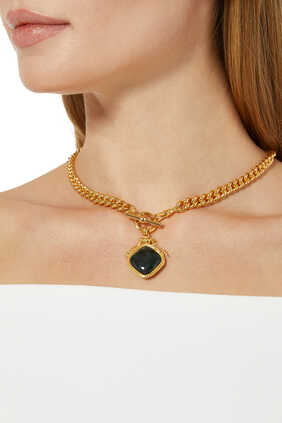 Siena Gold Plated Necklace