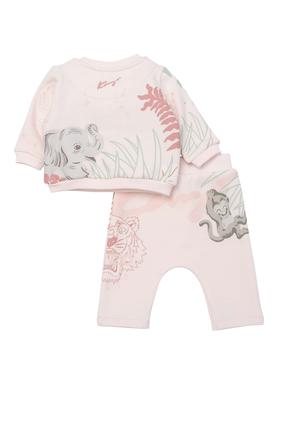 Cub Sweatshirt Set