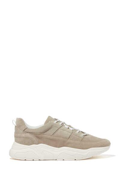Justin Suede Running Sneakers