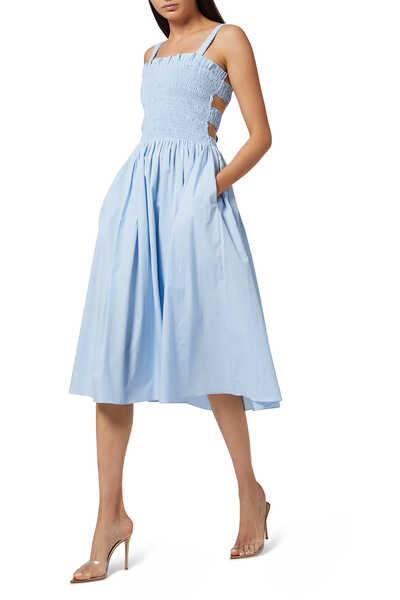 Poplin Sundress