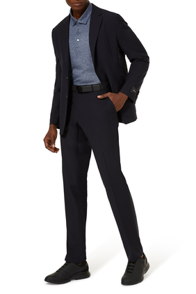 Two-Piece Tailored Suit