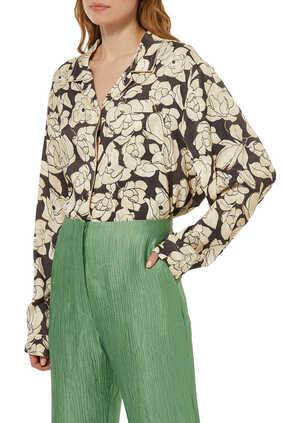 Oona Floral Print Shirt