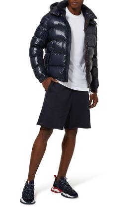 Maya Laque Hooded Jacket