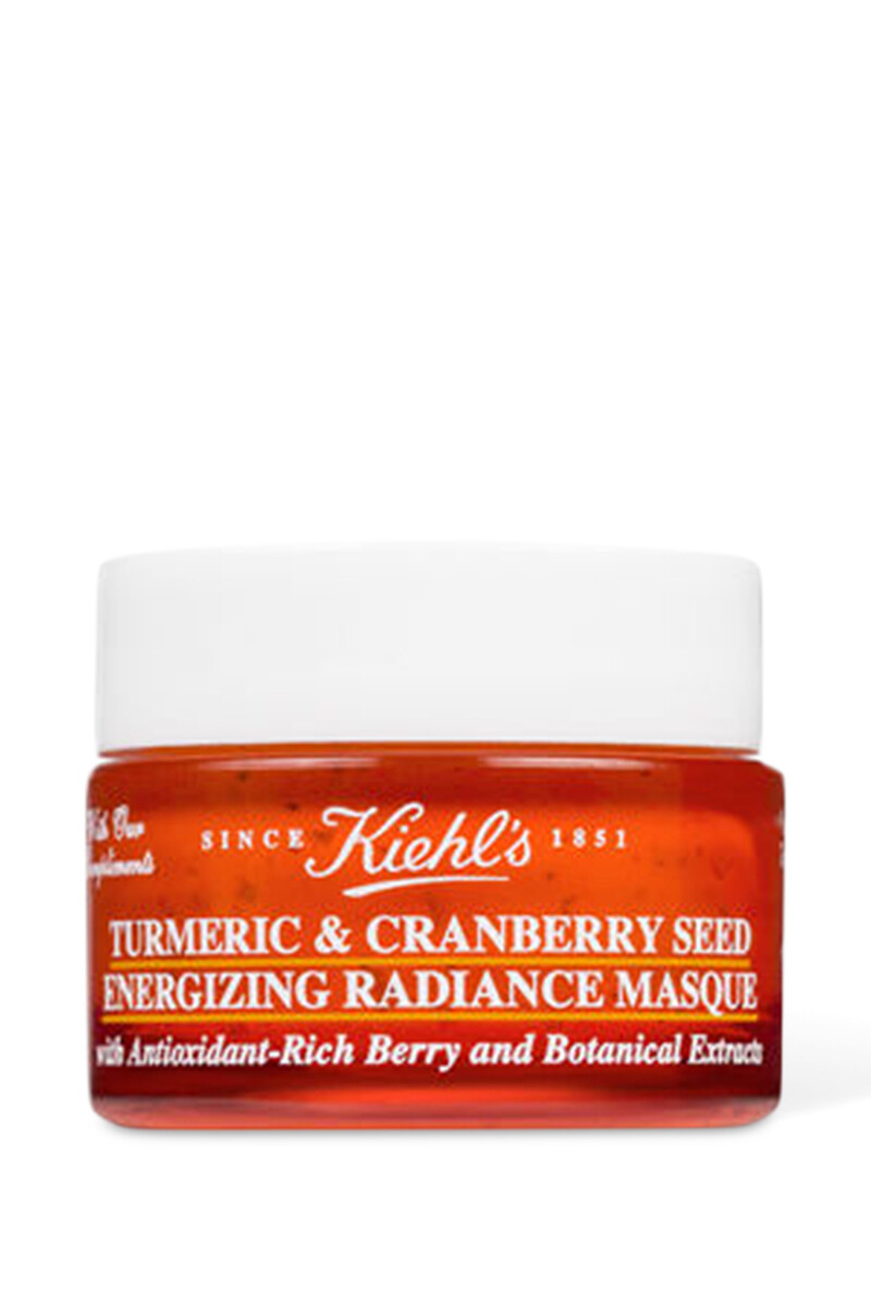 Turmeric And Cranberry Seed Energizing Radiance Mask image number 1
