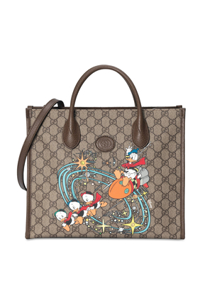 Disney x Gucci Donald Duck Tote Bag