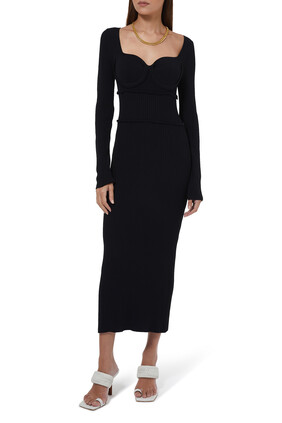 Louisa Knit Dress
