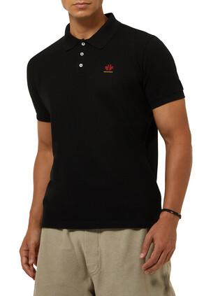 Leaf Polo Shirt