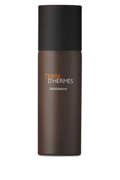Terre d'Hermès, Deodorant spray