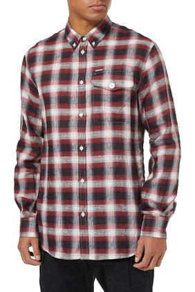 Checkered Linen Shirt