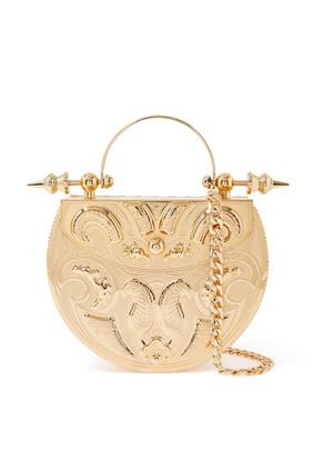 Palmette Oval Bag