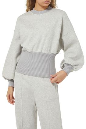 Raglan Waist Sweatshirt