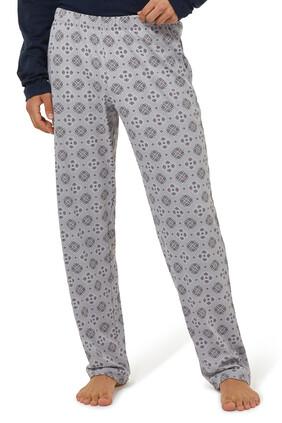 Abstract Print Pyjama