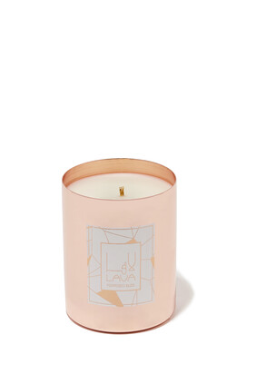 Peppered Bliss Metal Container Candle
