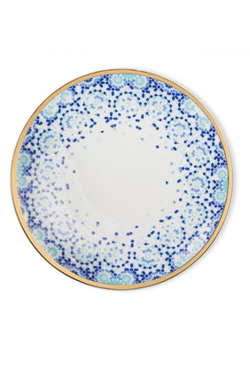 Mirrors Dinner Plate
