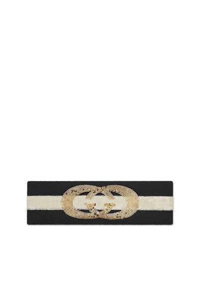 Interlocking G Wool Headband