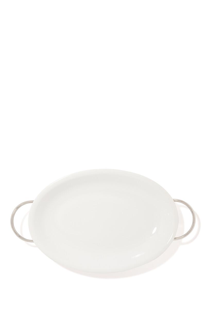Oval Binario Dish image number 2