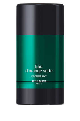 Eau d'orange verte, Alcohol-free deodorant stick