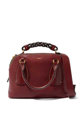 Daria Medium Leather Bag
