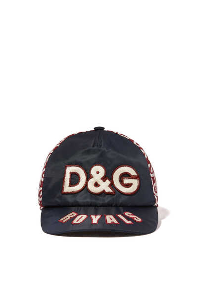 Logo-Embroidered Baseball Cap