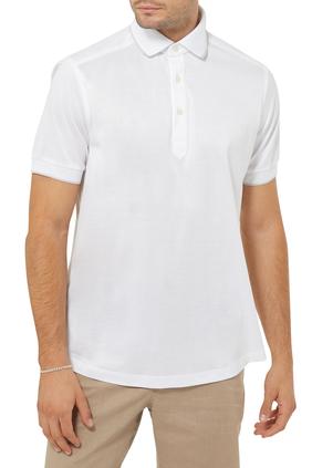 Jersey Polo Shirt