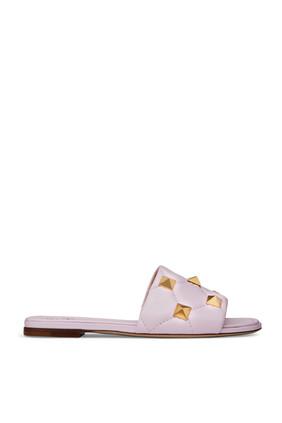 Roman Stud Slide Sandals