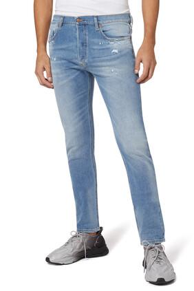 Tepphar-X Slim-Fit Jeans