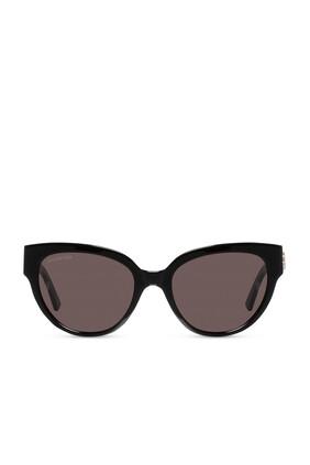 Flat Butterfly Sunglasses