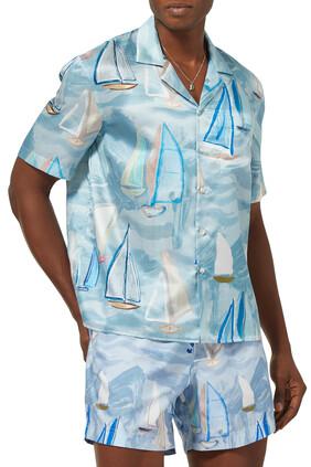 Painted Voyage Shirt