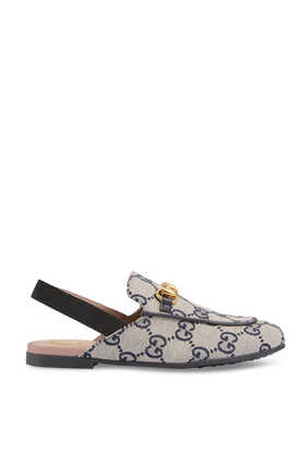 Princetown Canvas Slip-Ons