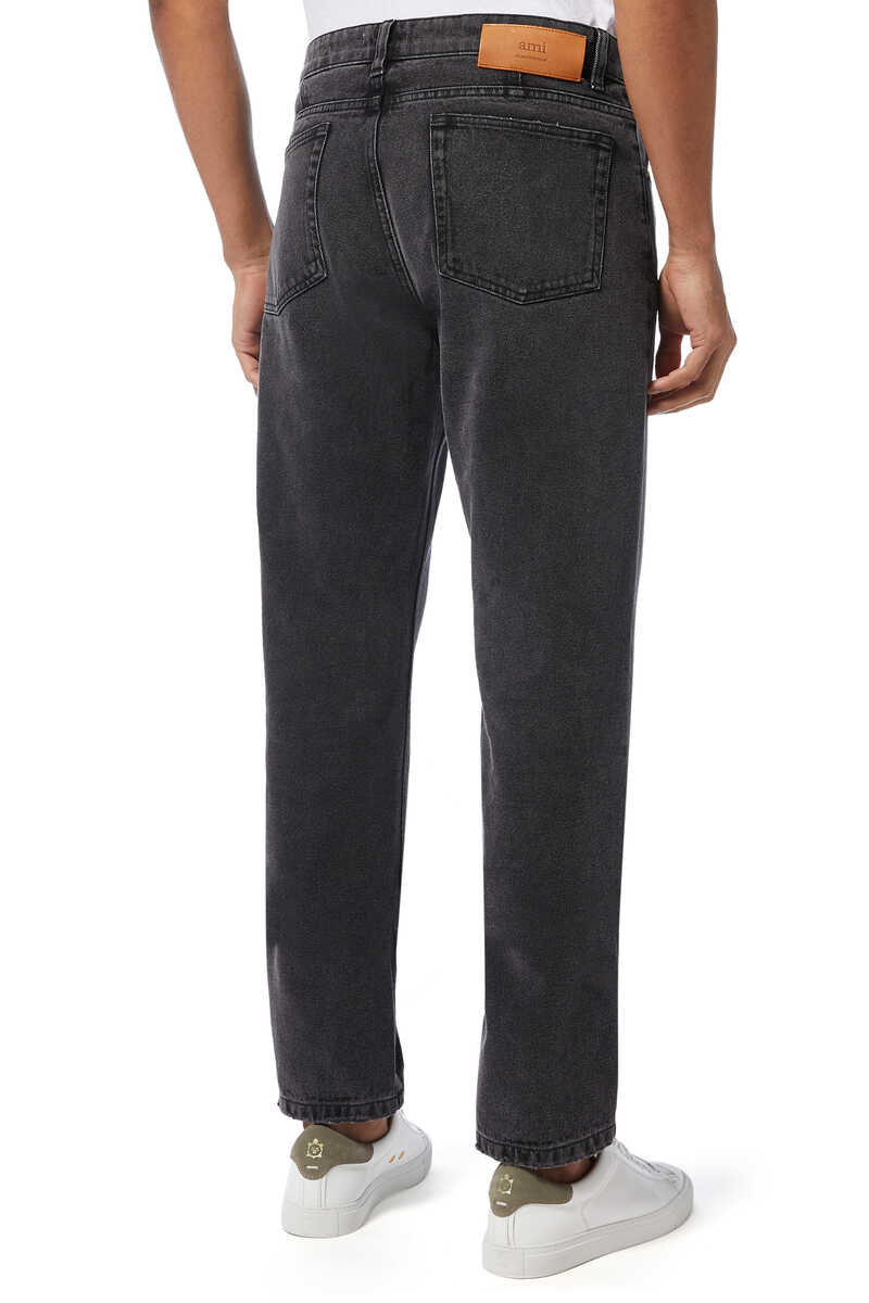 Mid-Rise Tailored Jeans image number 3