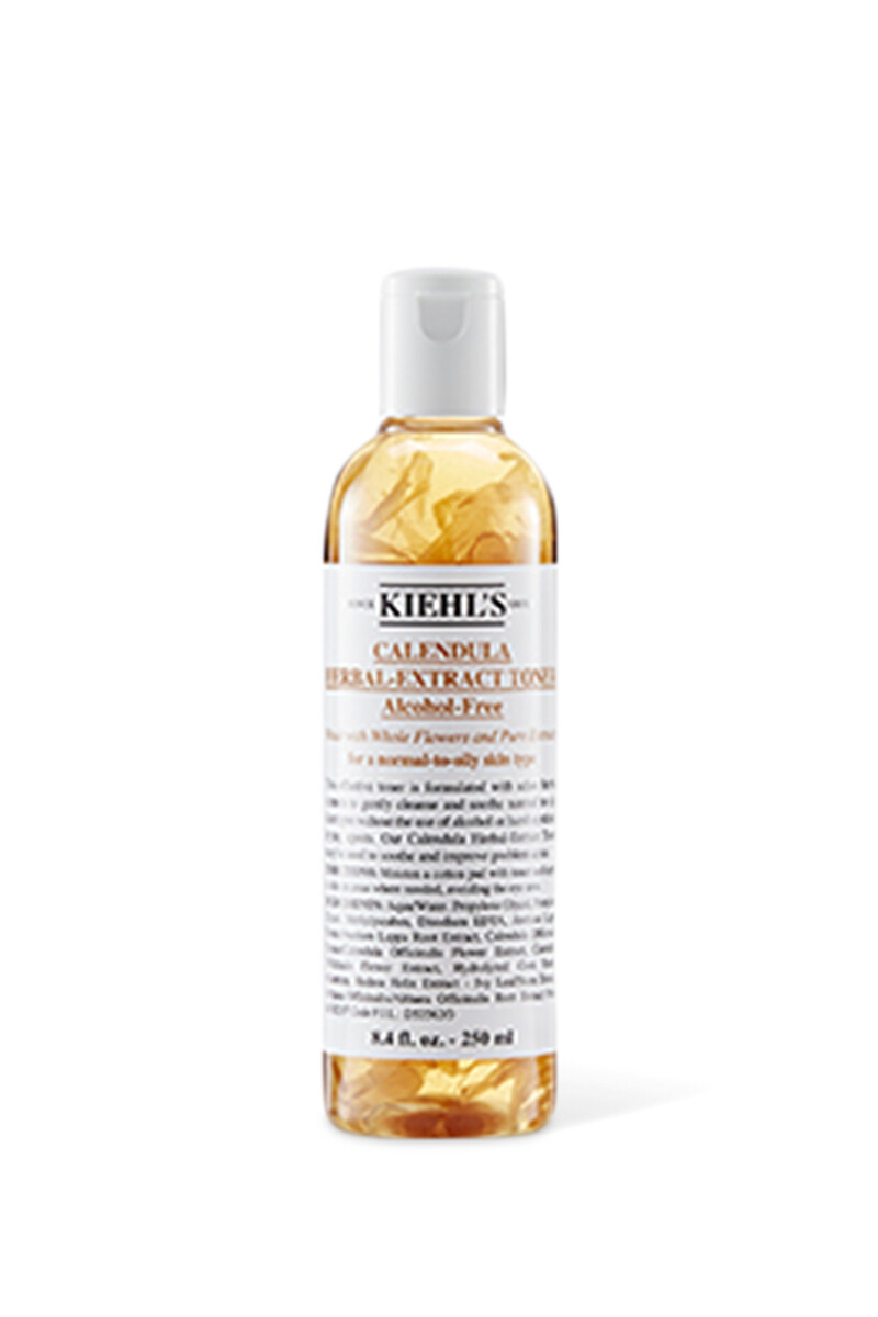 Calendula Herbal Extract Alcohol-Free Toner image number 1