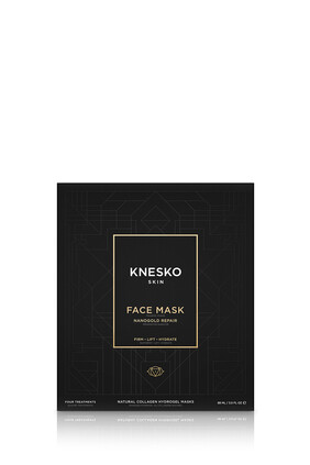 Nanogold Repair Collagen Face Mask (4 Treatments)