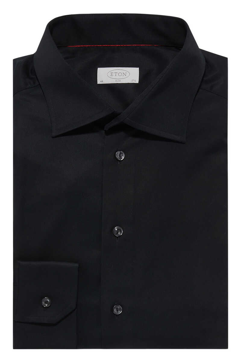 Slim Fit Signature Twill Shirt image number 1