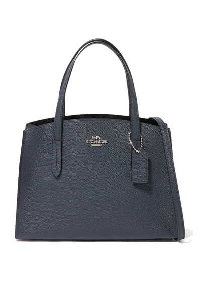 Charlie Carryall 28 Leather Bag