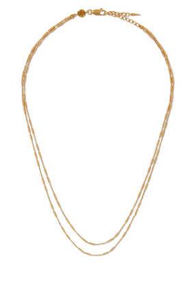 Vervelle Double Chain Bracelet