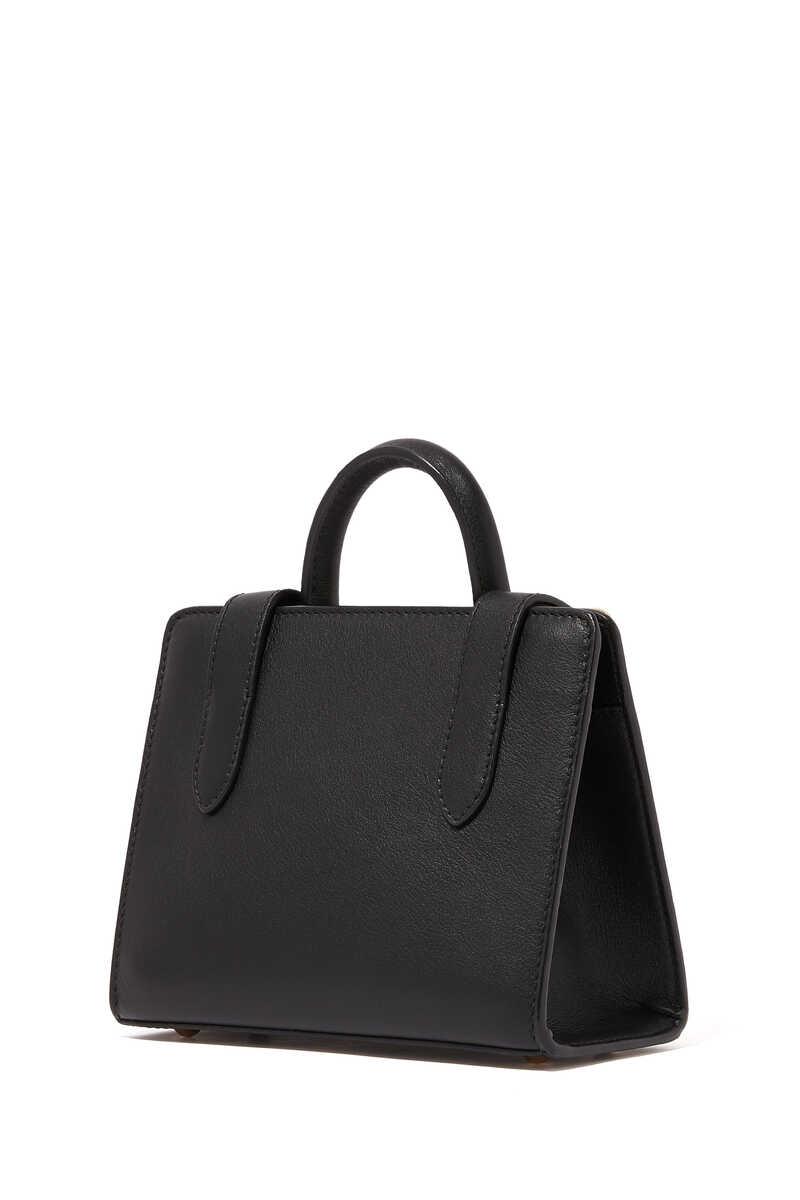 Calfskin Nano Tote Bag image number 3
