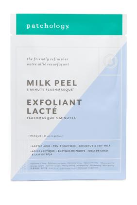 FlashMasque Milk Peel (1 Treatment)