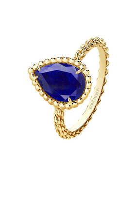 Serpent Bohème Lapis Lazuli Ring