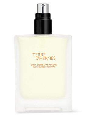 Terre d'Hermès Alcohol-free Body Spray